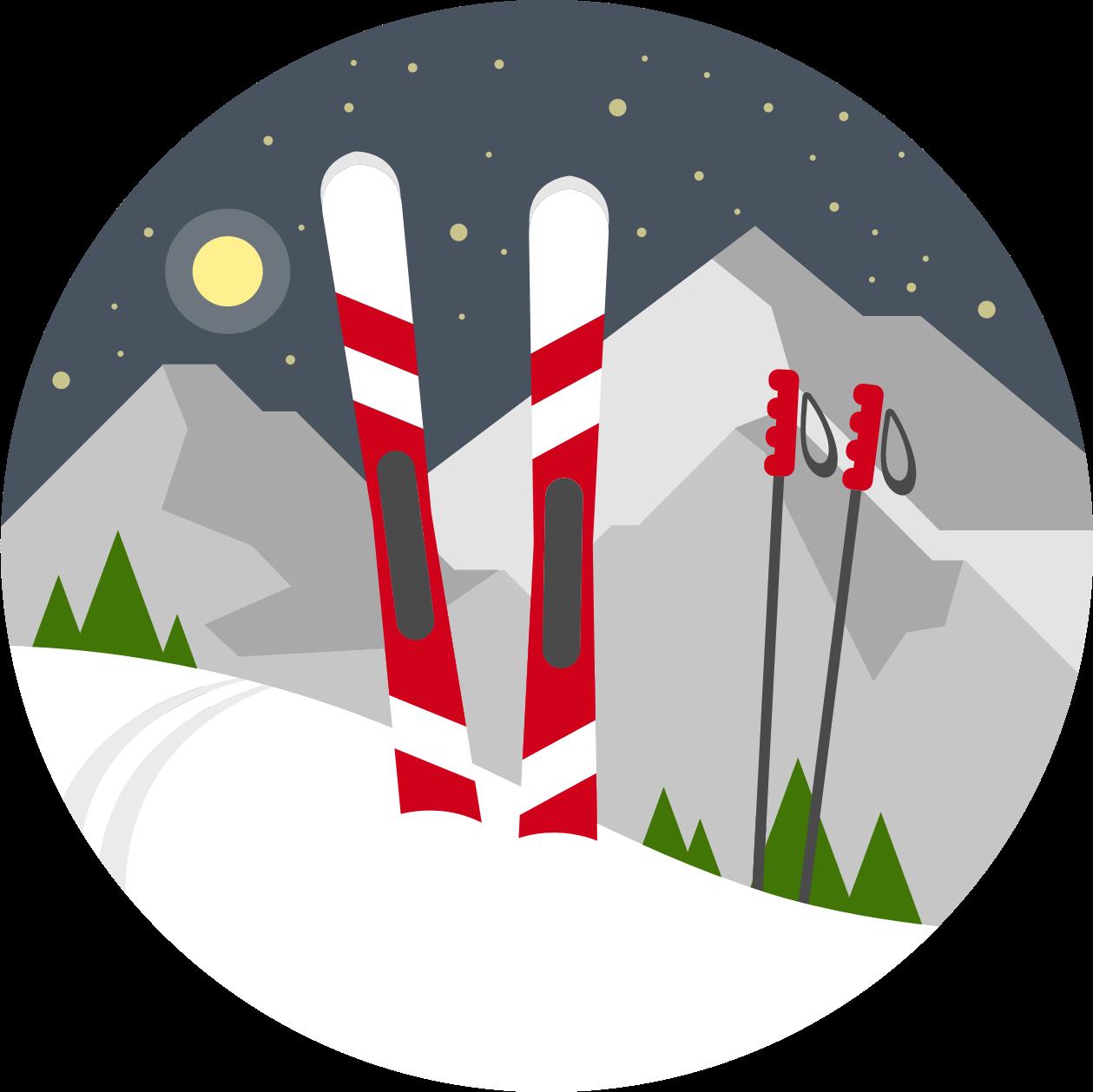 A cinque minuti dagli impianti della Skiarea Campiglio Dolomiti di Brenta Val di Sole Val Rendena